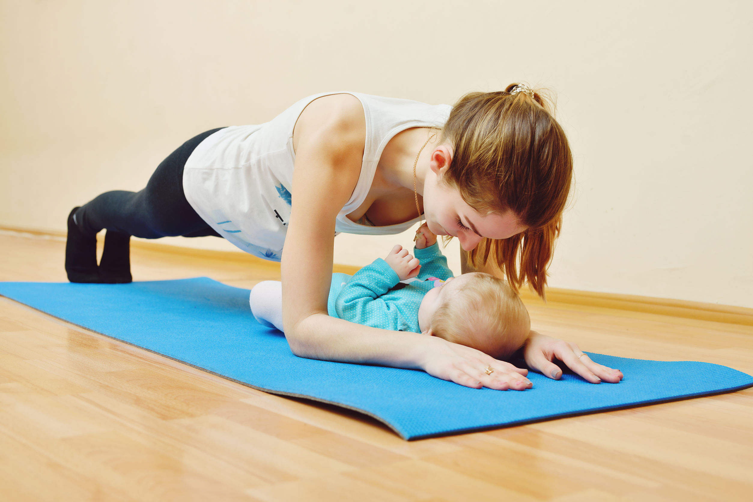 POSTPONED: Baby & Me Yoga