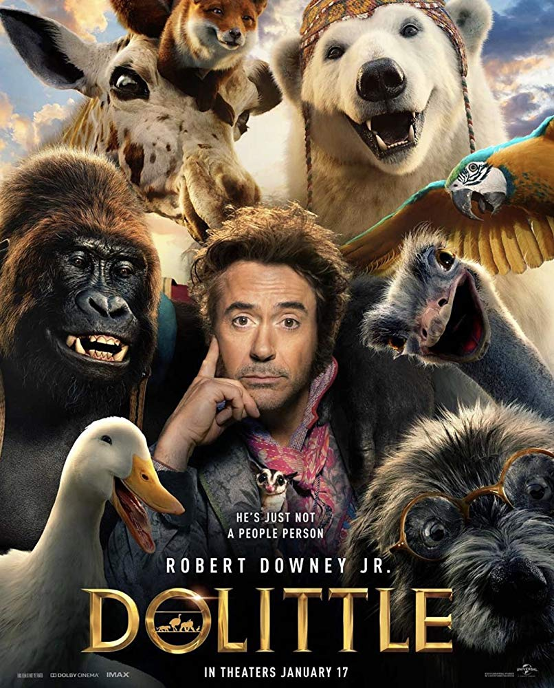Family Movie Night: Dolittle