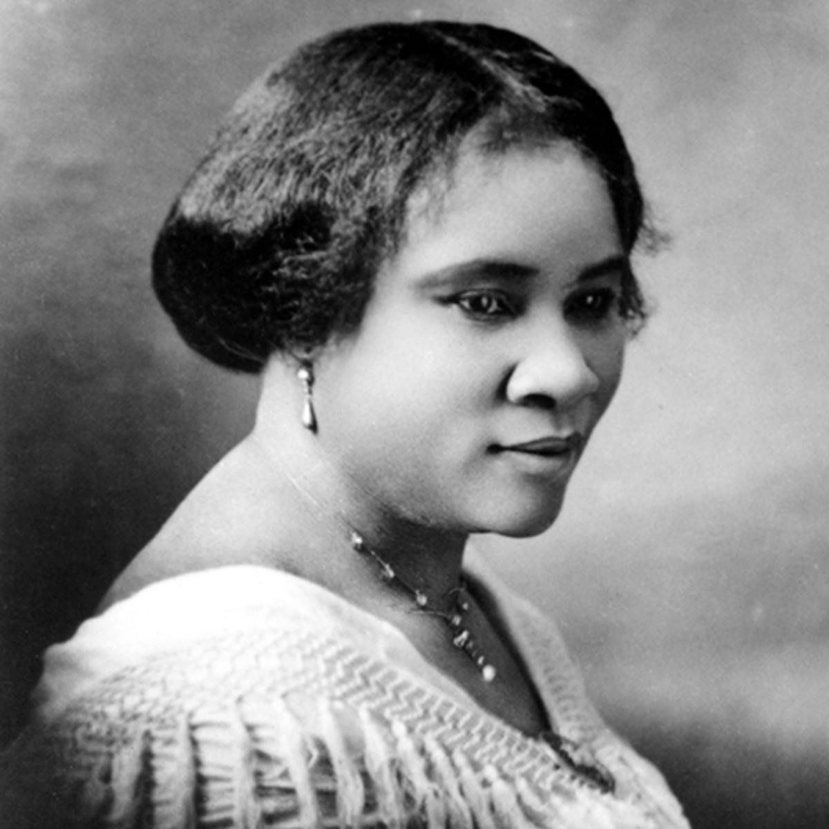The Story of Madam C.J. Walker