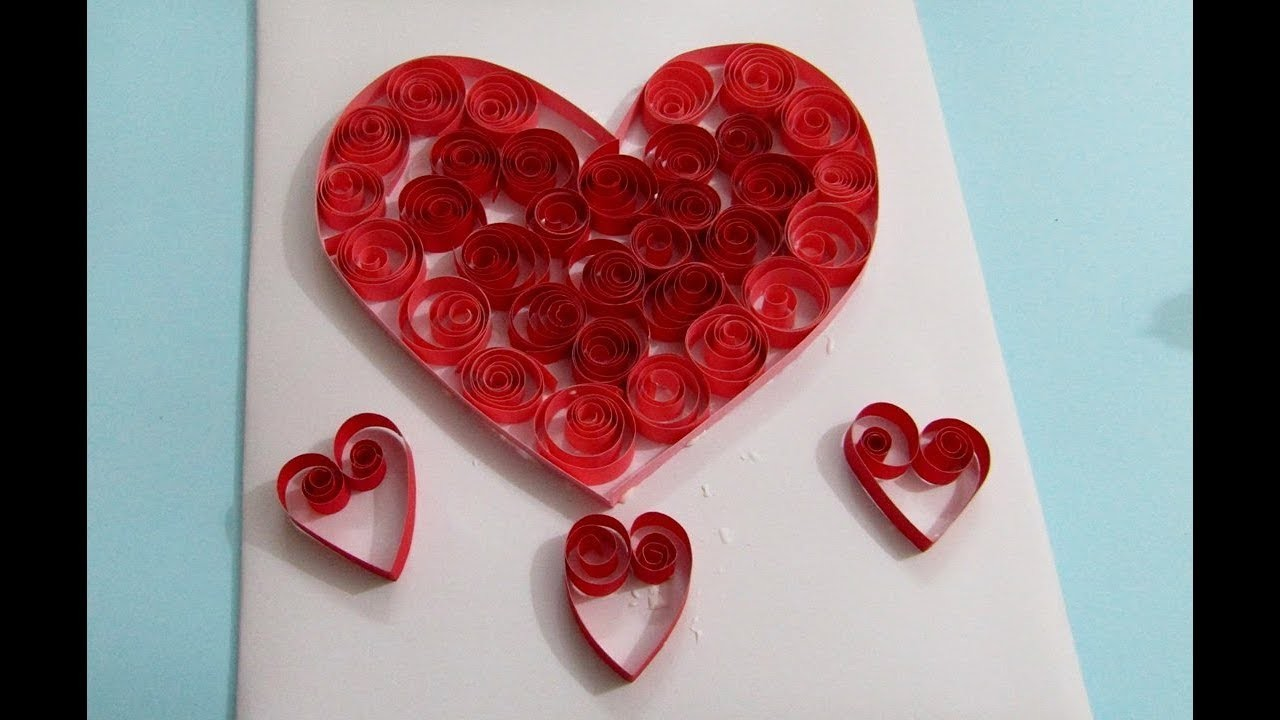 Makery @ Middletown: Quilled Cards