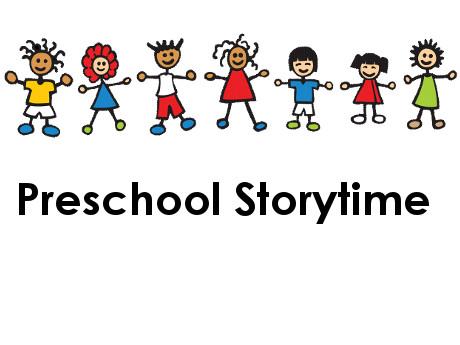POSTPONED - Preschool Story Time