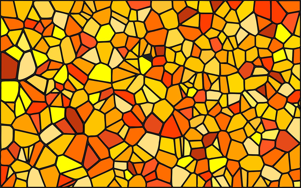 POSTPONED - Glass Gem Mosaics
