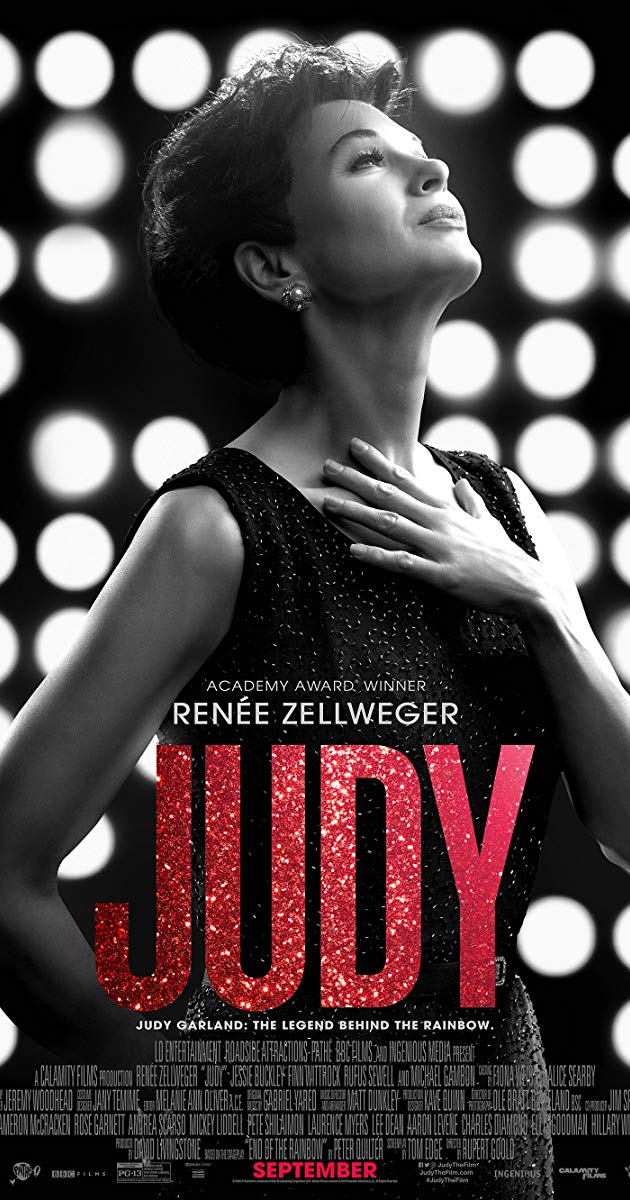 POSTPONED: FRIDAY FILM - JUDY (2019)
