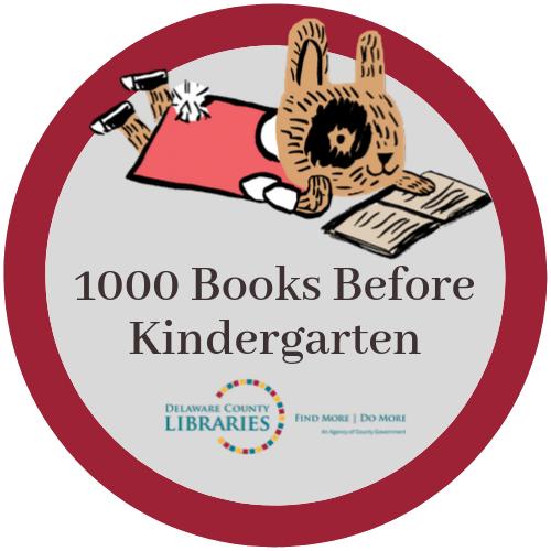 1,000 Books Before Kindergarten Kick-Off Event- Postponed