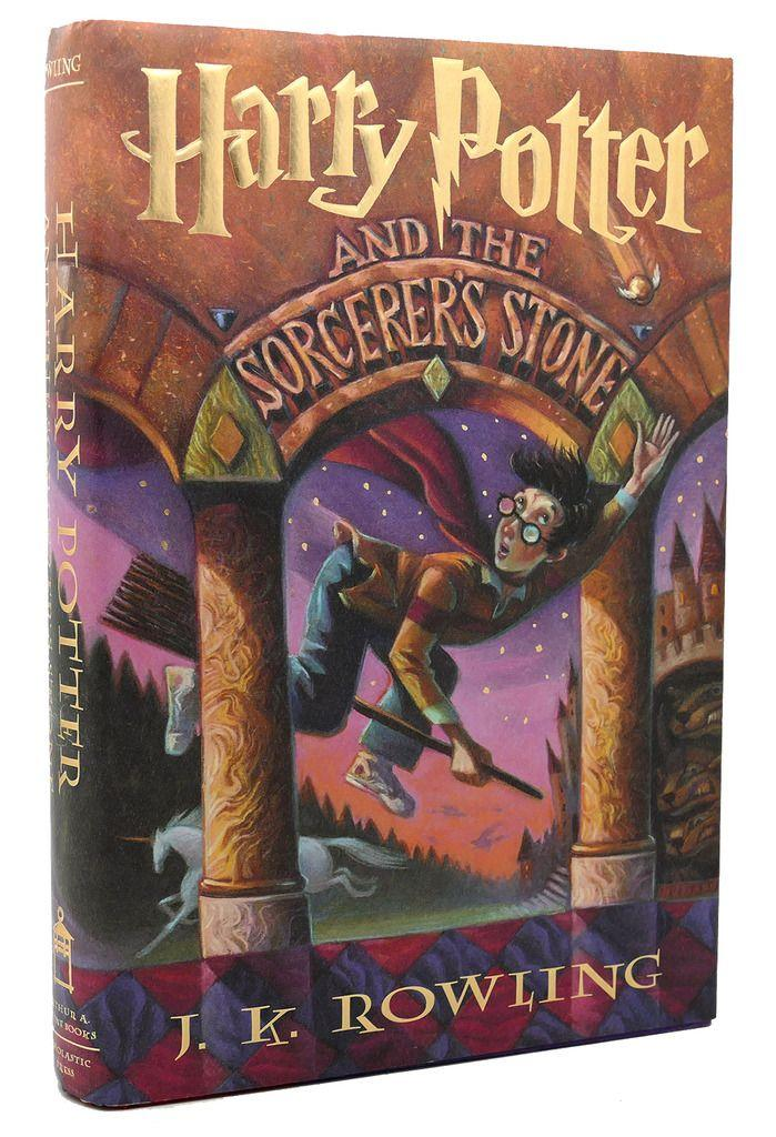 Harry Potter and the Sorcerer's Stone Virtual Book Discussion