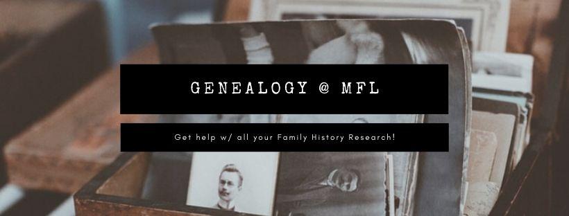 Genealogy Q&A on Facebook Live