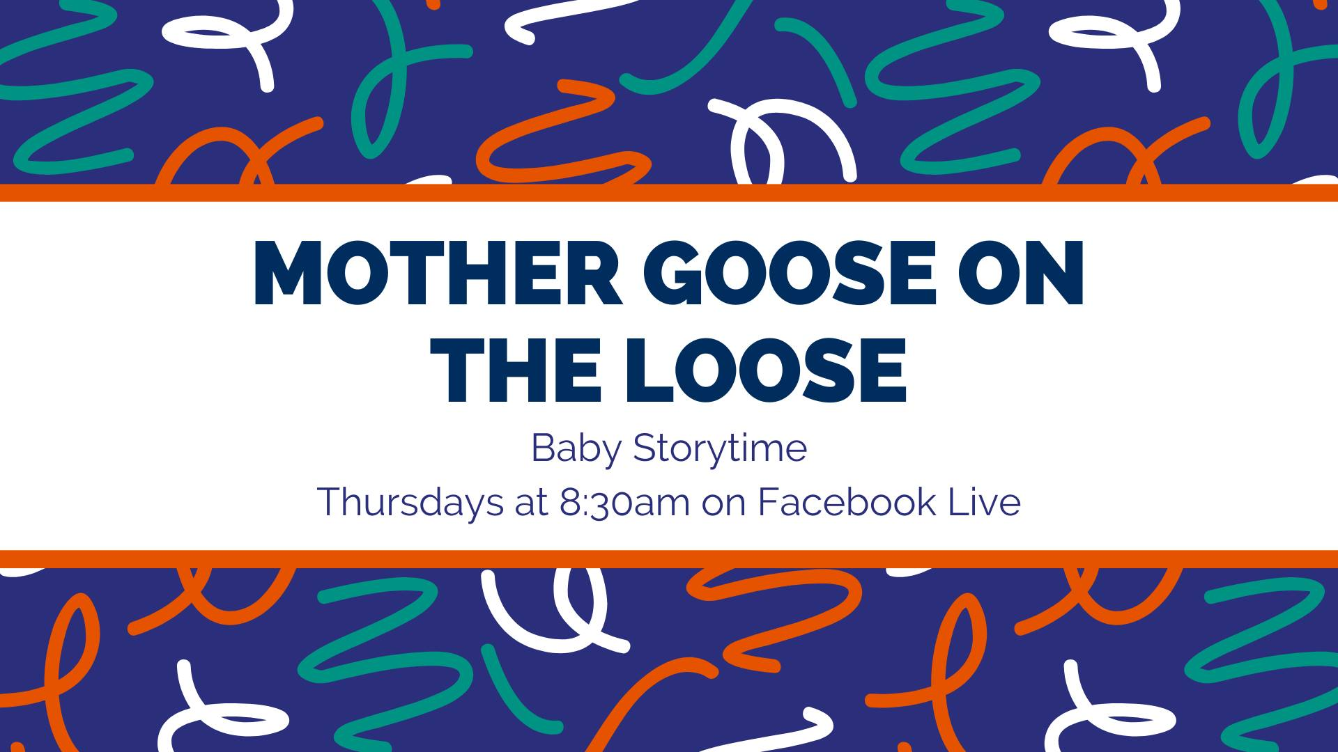 Mother Goose on the Loose LIVE on FB