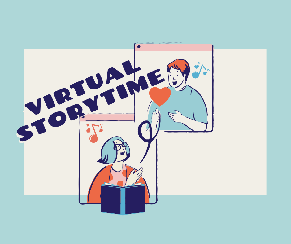 Virtual Storytime with Ms. Mindy