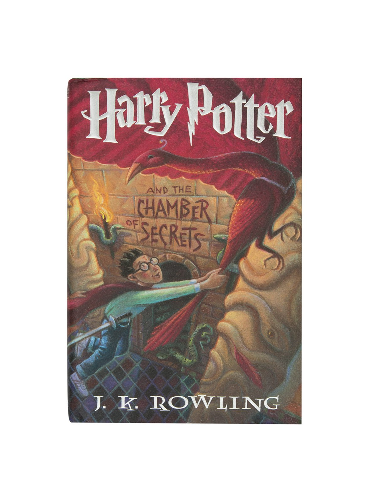 Harry Potter and the Chamber of Secrets Virtual Book Discussion