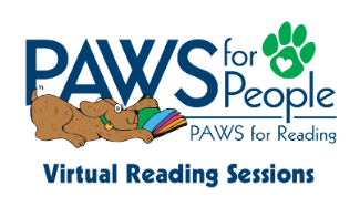 PAWS for People - Read to Luna virtually!