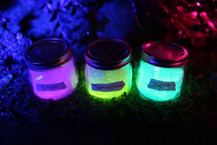 Make your own BFG Dream Jar!