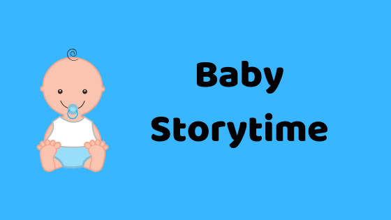 Baby Storytime on Zoom!