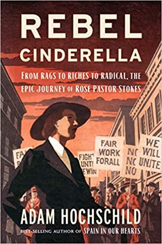 Virtual Reading Cafe Book Club: Rebel Cinderella by Adam Hochschild