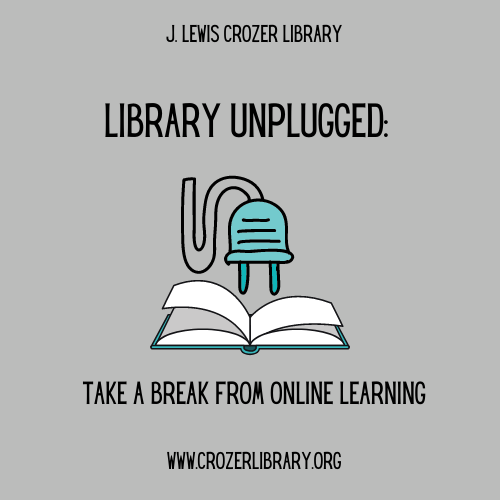 Library Unplugged - Activity Bag 5