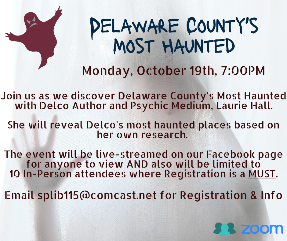 Delaware County's Most Haunted
