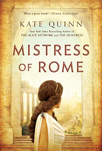 Virtual Reading Cafe Book Club: Mistress of Rome by Kate Quinn