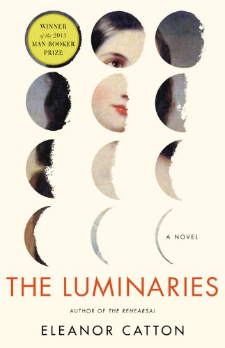 Virtual Reading Cafe Book Club: The Luminaries by Eleanor Catton