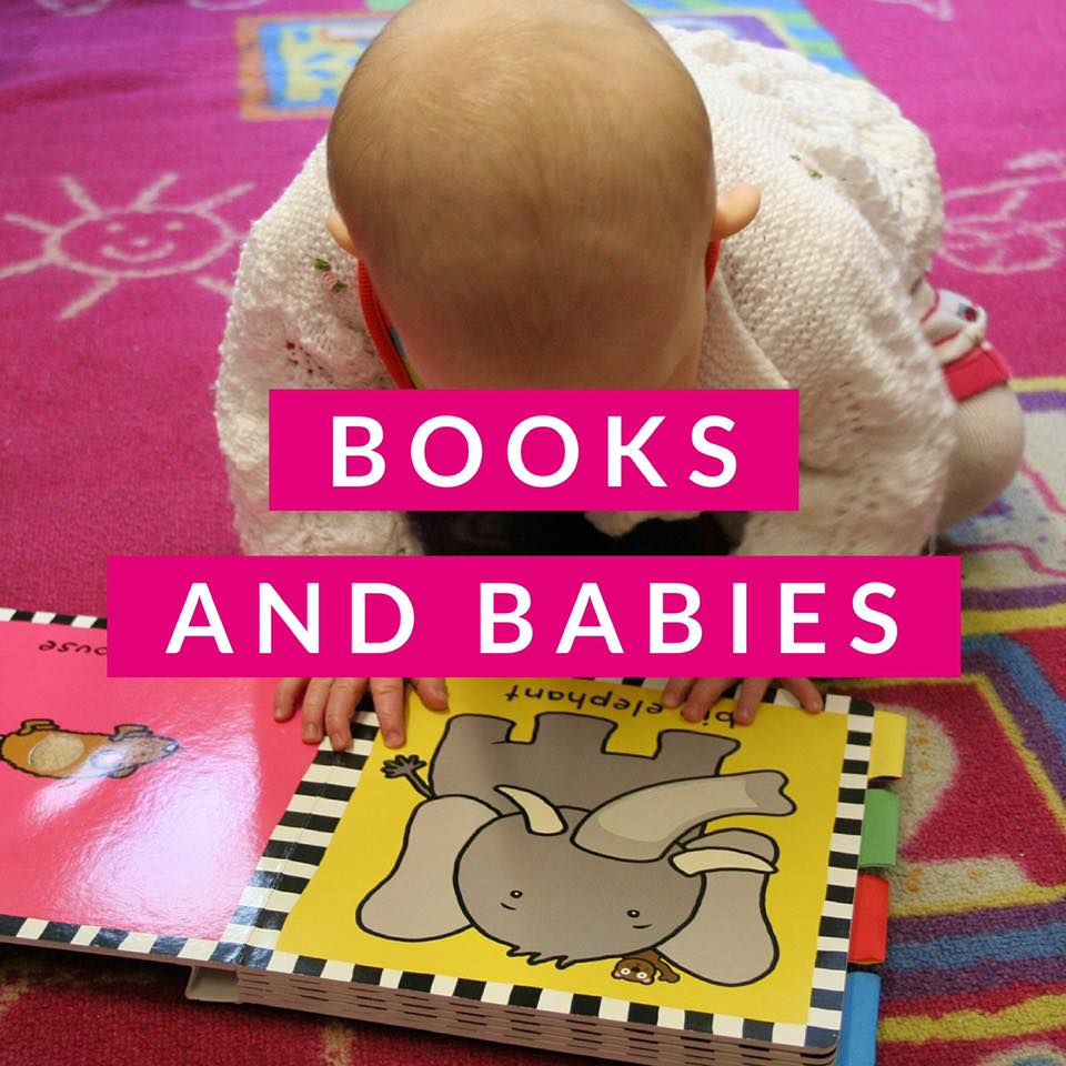 Virtual Books and Babies