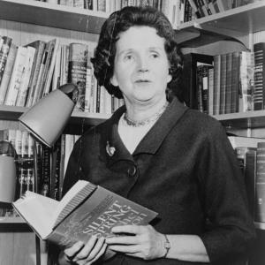 Heritage Theatre Guild presents Famous American Women-- Rachel Carson: Marine Biologist, Reformer, and Mother of Modern Environmentalism