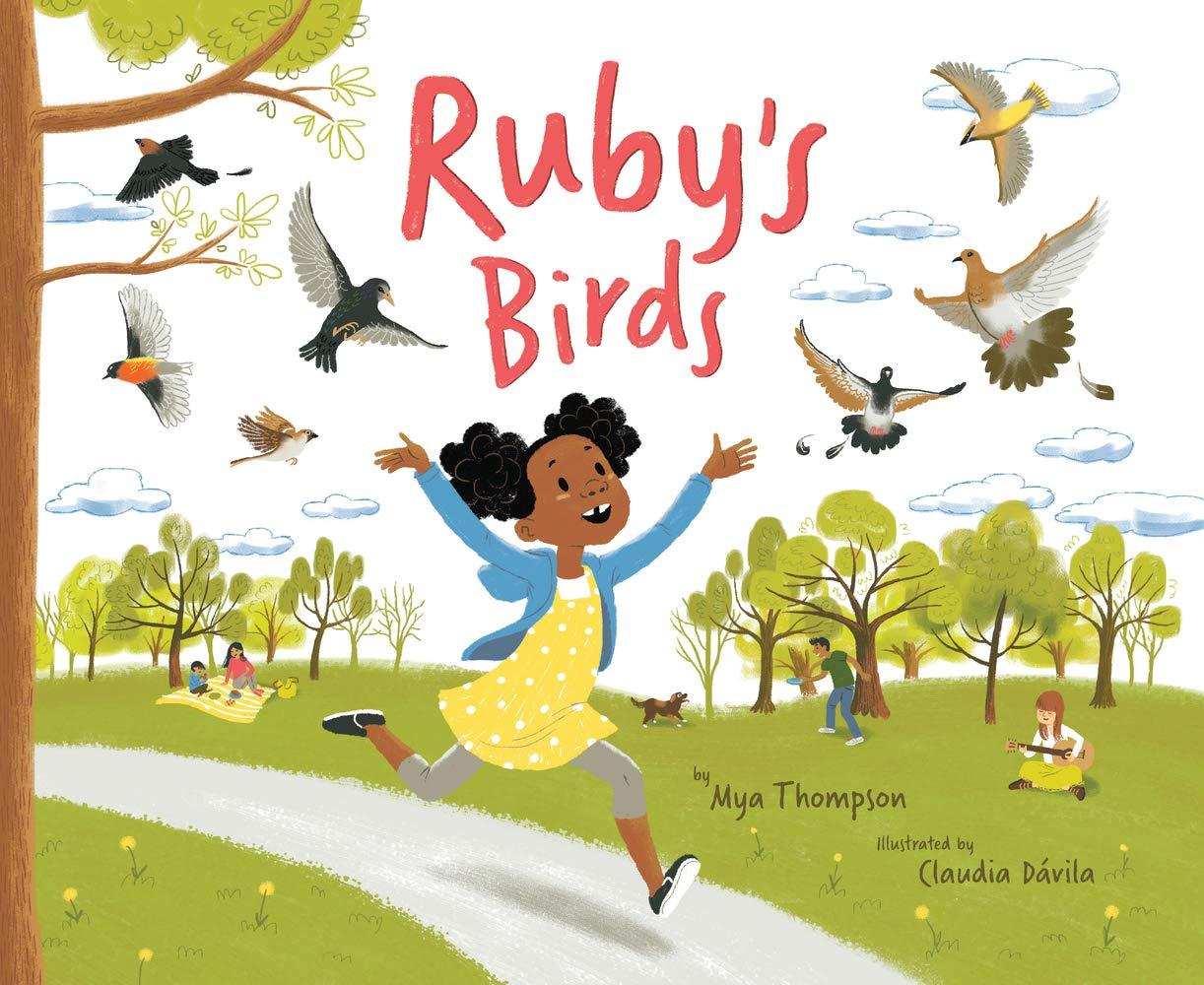 Ruby's Birding Challenge