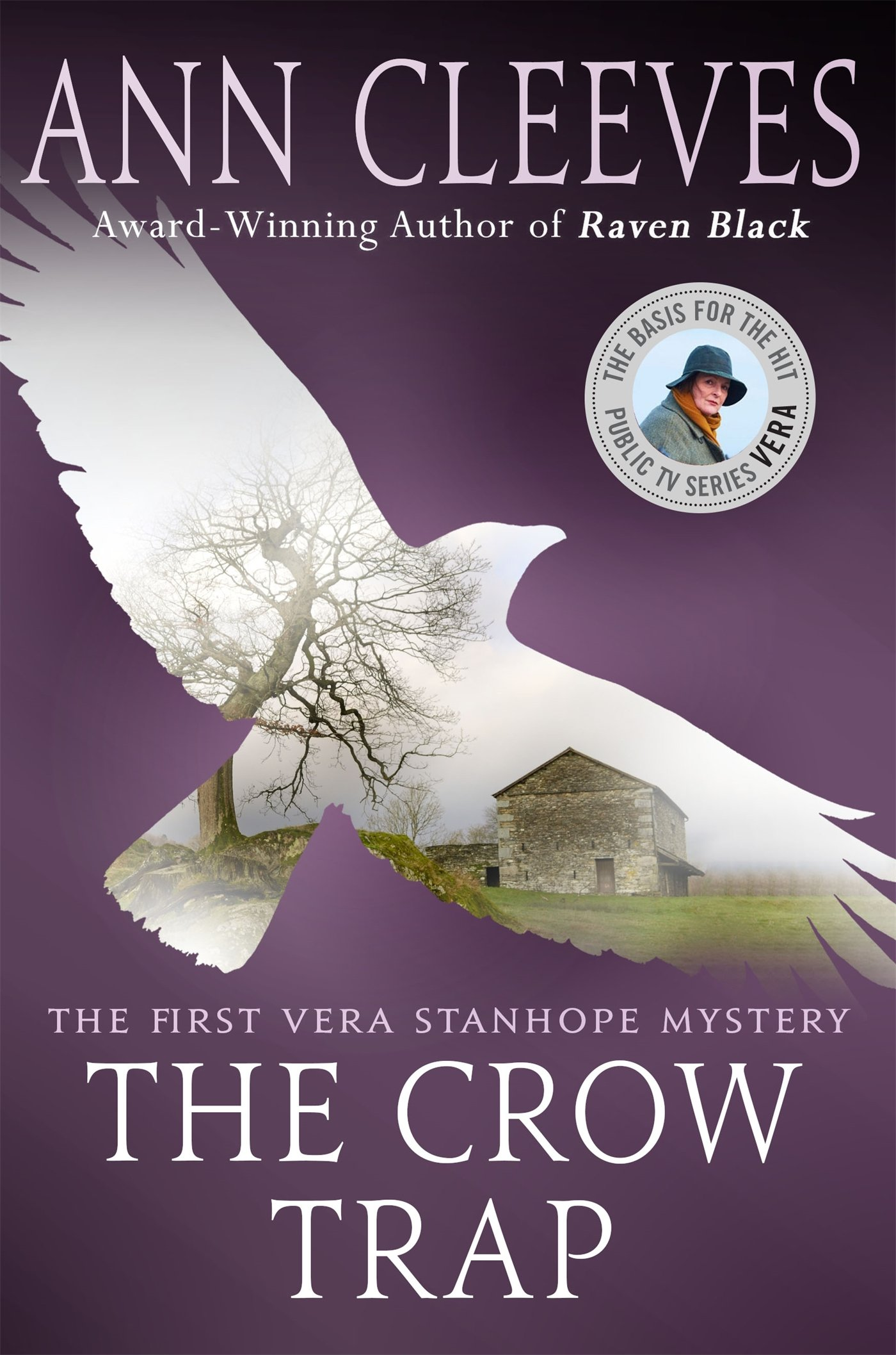 British Mysteries Book Club - The Crow Trap by Ann Cleaves