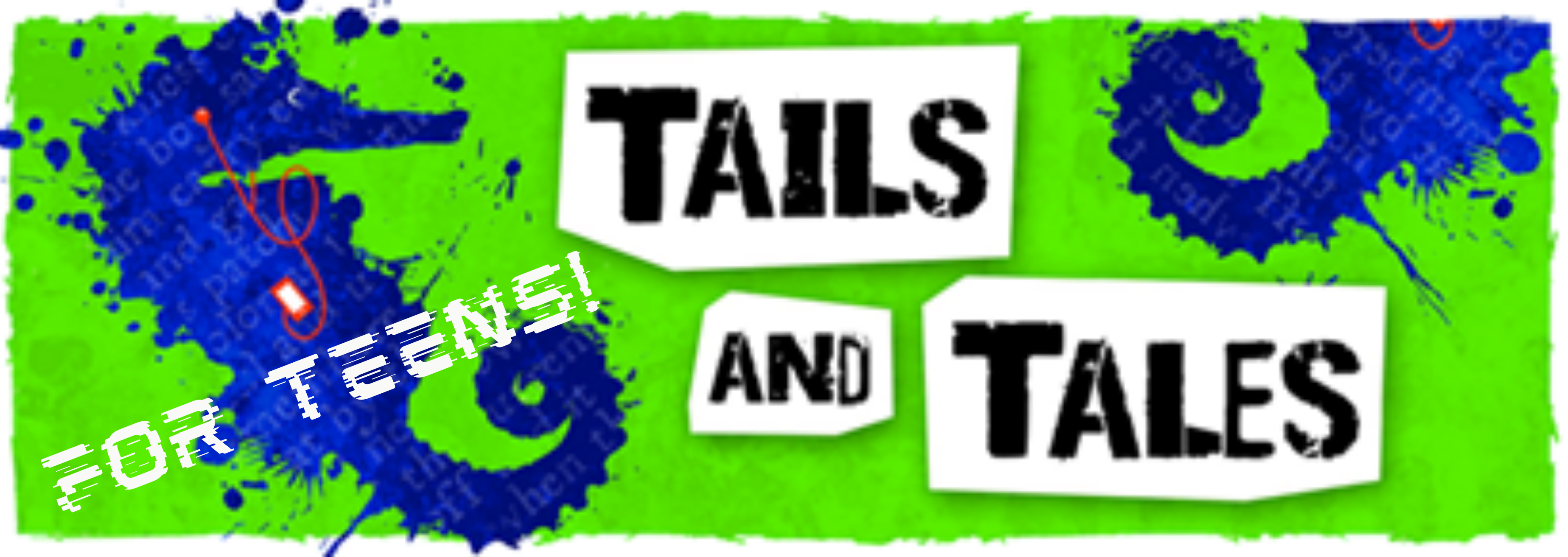 Tails & Tales Reading Challenge