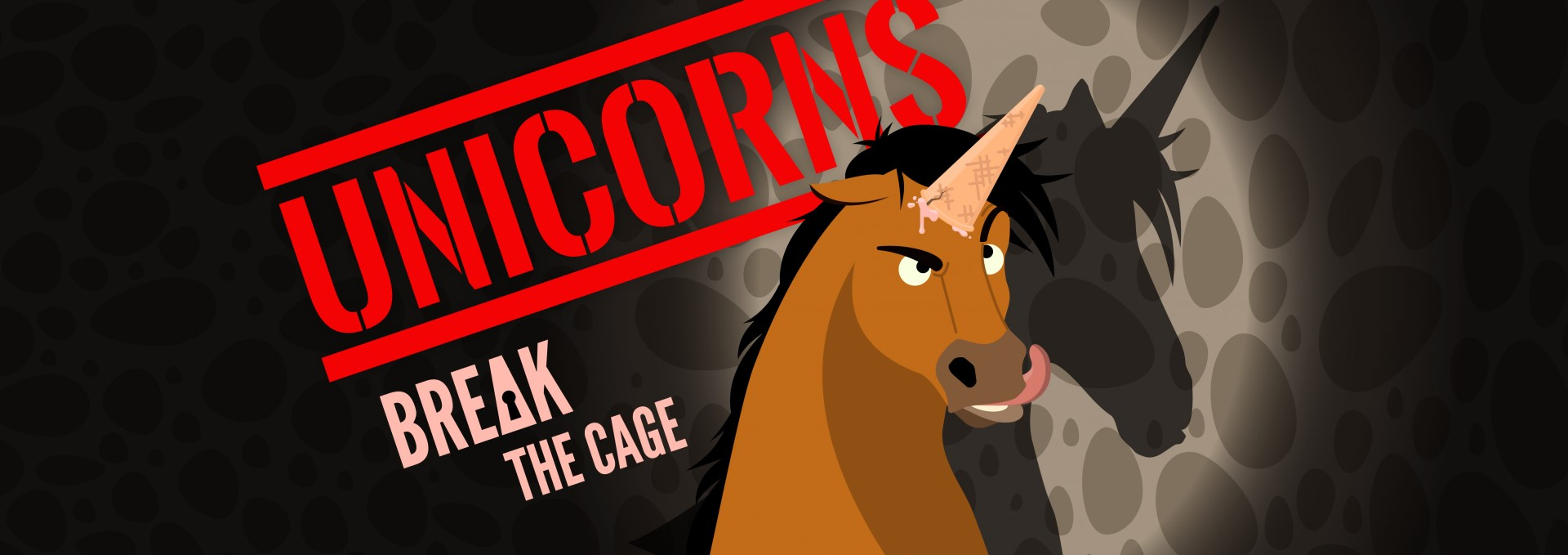 """""""Unicorns: Break the Cage"""" by Talewise"""