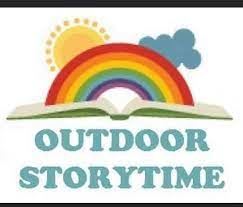 Outside Story Time!