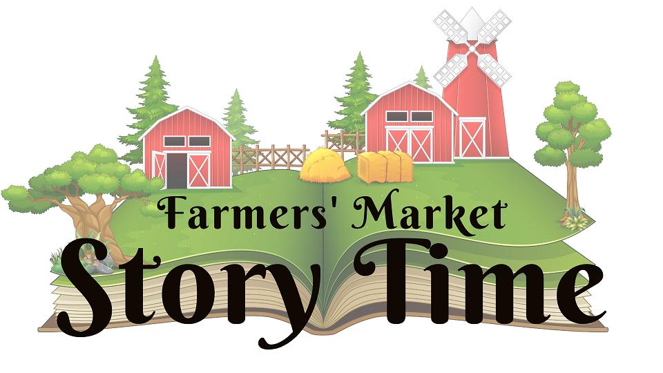 CANCELLED -- Farmer's Market Storytime