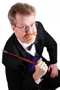 Magician Mike Rose