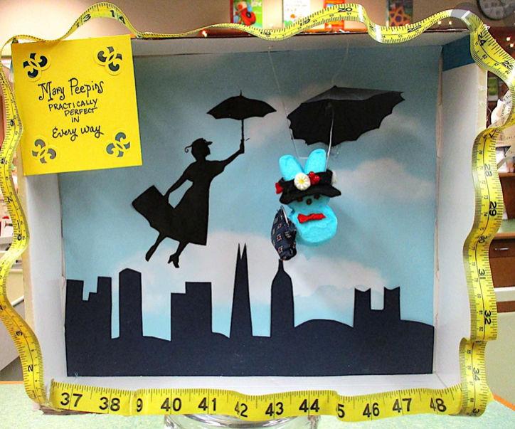 July Take & Make: Literary Diorama Contest