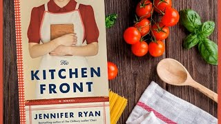 Virtual Reading Cafe Book Club: The Kitchen Front by Jennifer Ryan