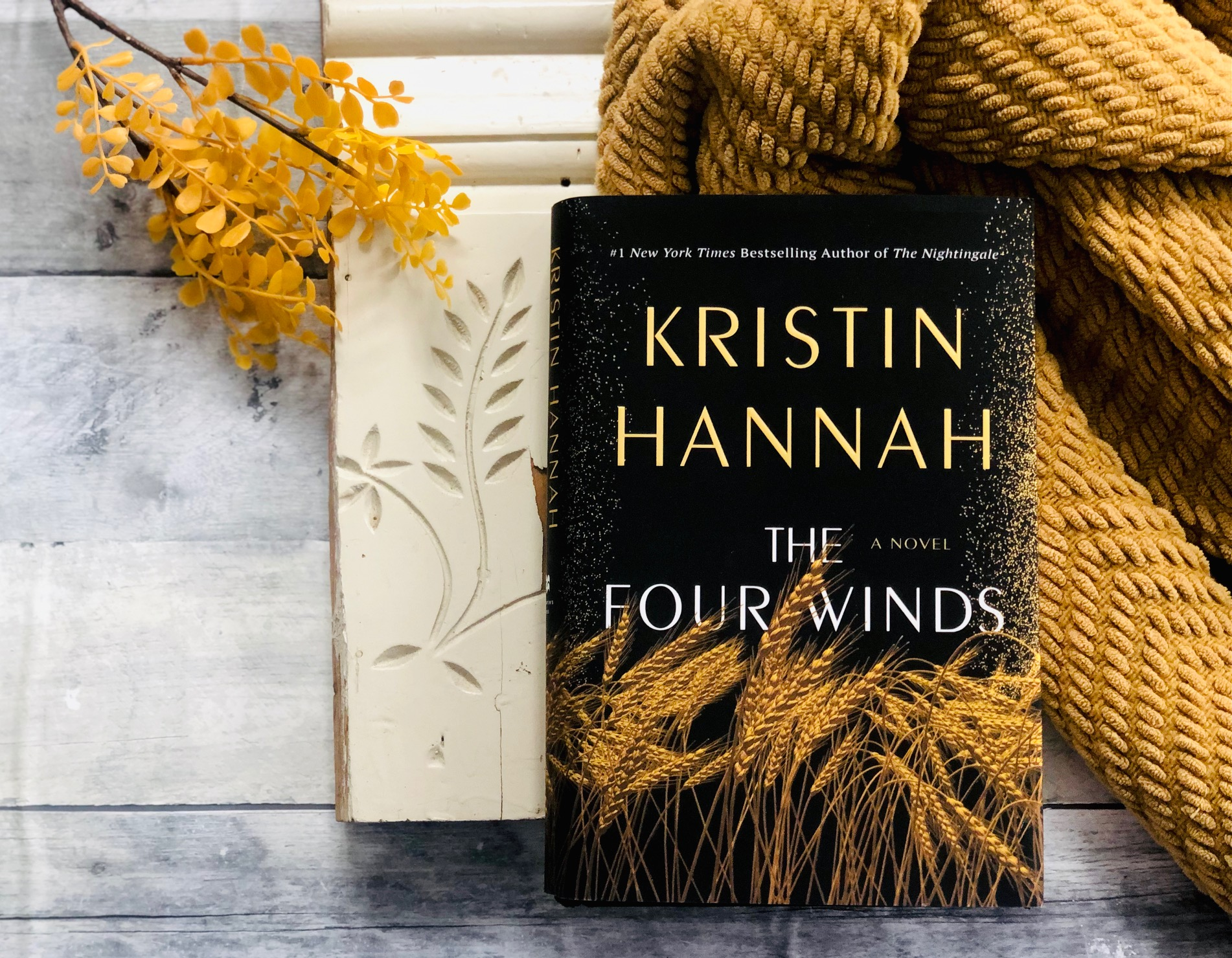 Virtual Reading Cafe Book Club: The Four Winds by Kristin Hannah