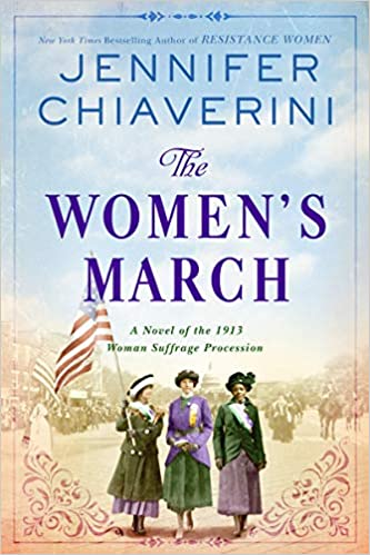 Reading Cafe Book Club: The Women's March by Jennifer Chiaverini
