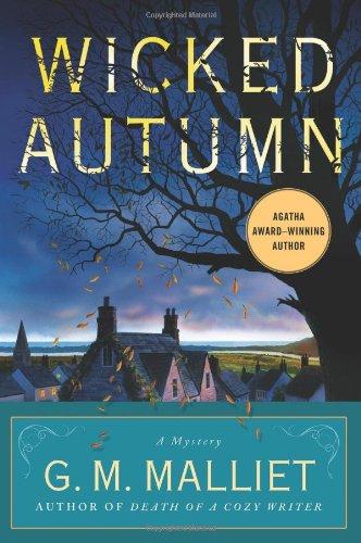 British Mysteries Book Club - Wicked Autumn by GM Malliet