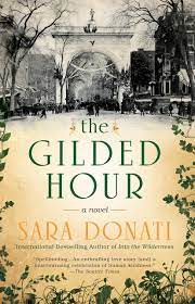 Reading Cafe Book Club: The Gilded Hour by Sara Donalti