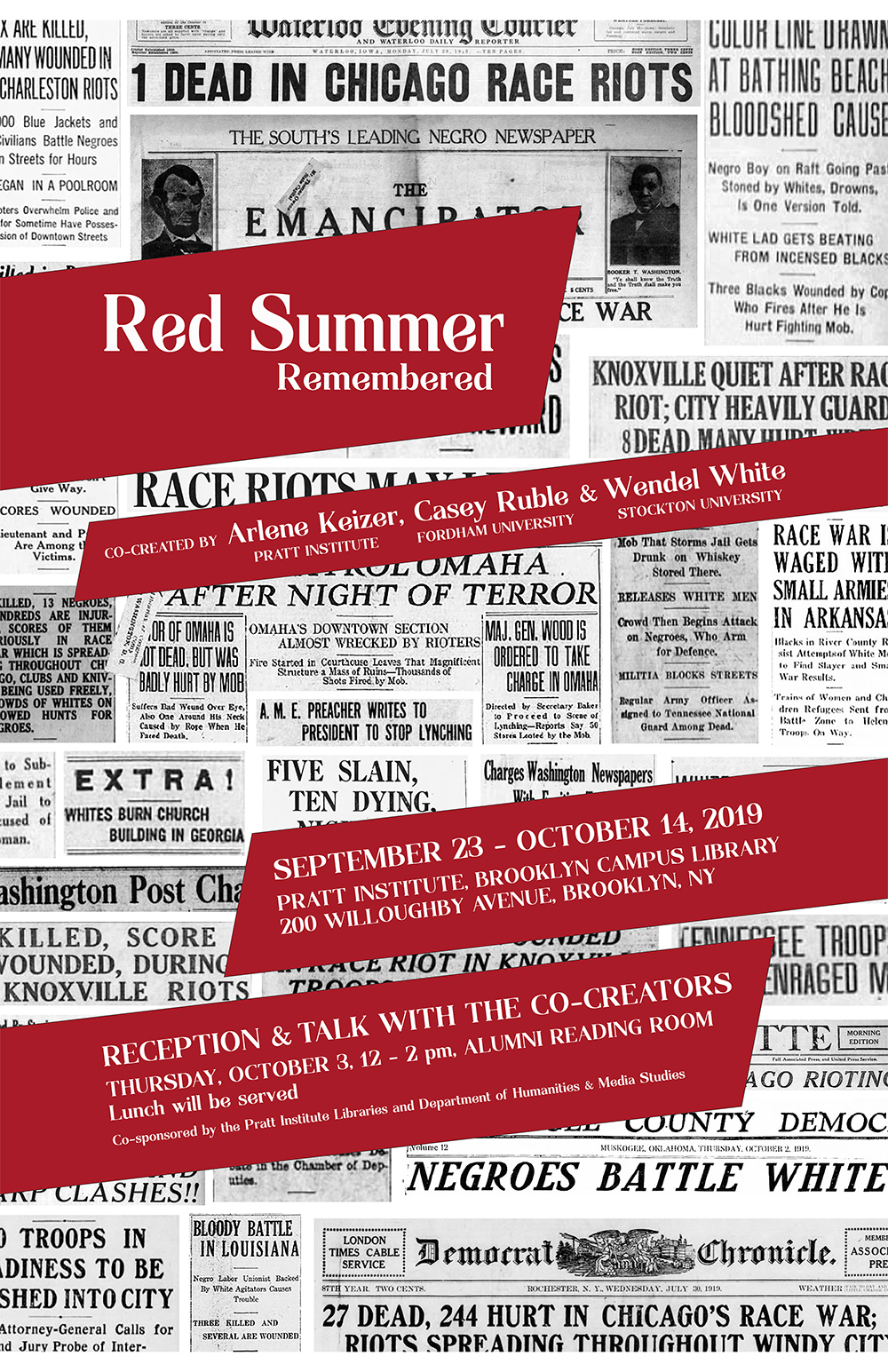 Red Summer Remembered