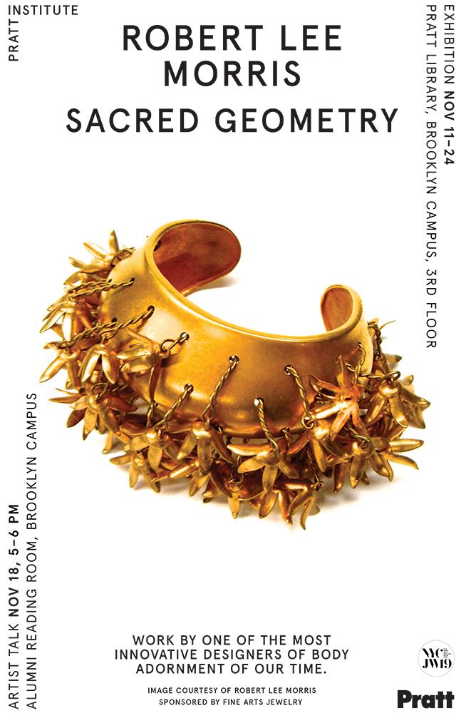 NYC Jewelry Week: Robert Lee Morris: Sacred Geometry