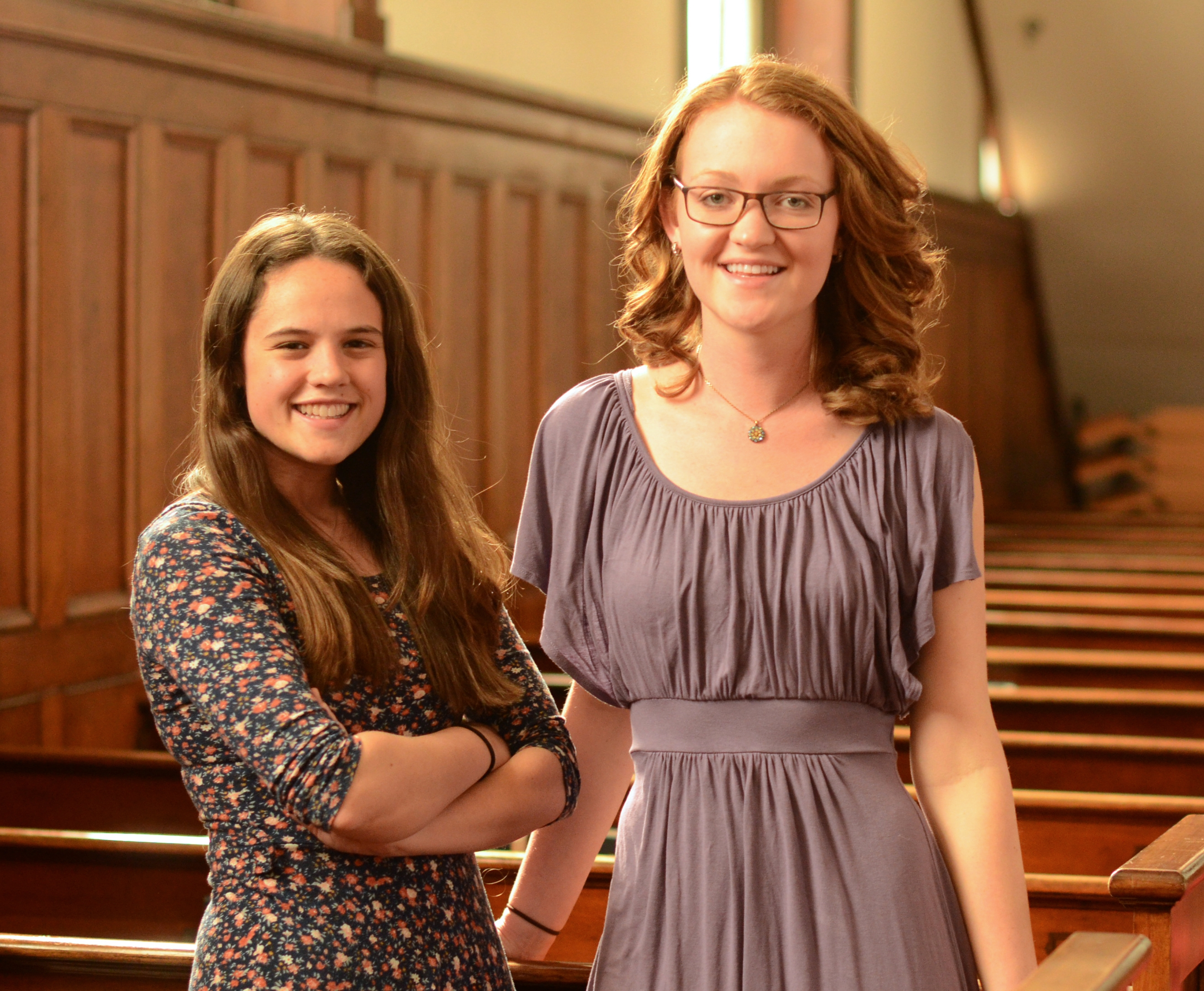 Truman Scholars Talk with Maddie Orcutt '16 and Kate Hamilton '15.5 (10/19)