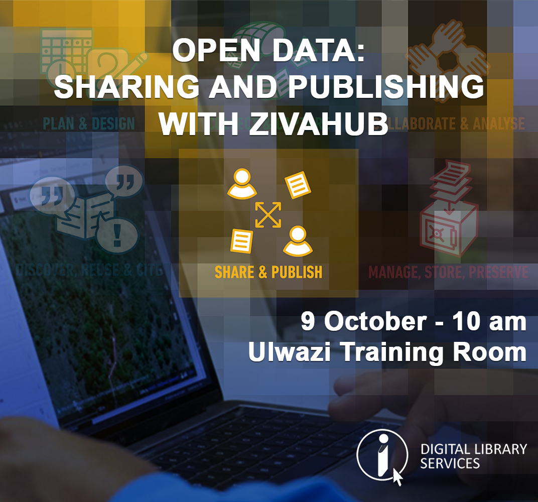 Data Drop In: Sharing and Publishing with ZivaHub