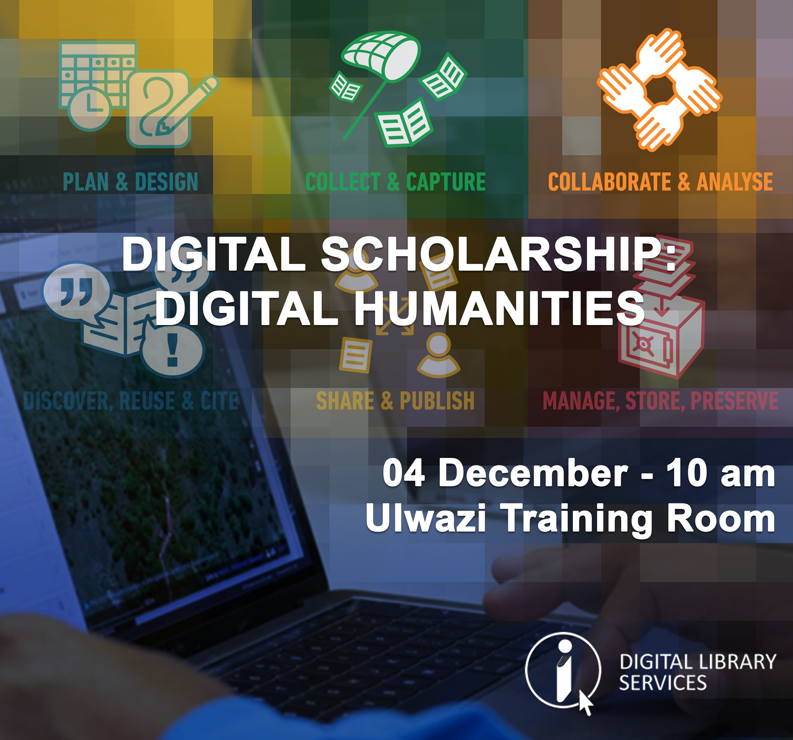 Digital Scholarship: Digital Humanities