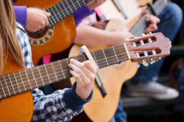 DATE CHANGE! Teen Guitar Class