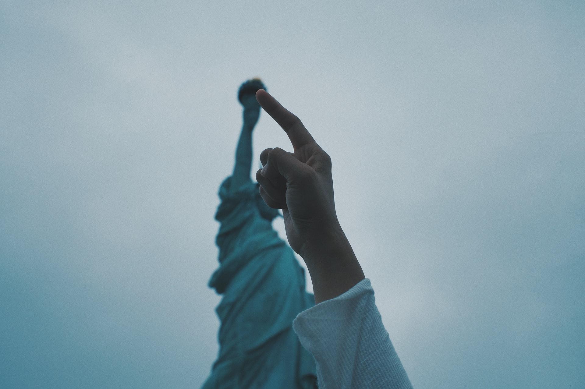 Photo Scavenger Hunt #5 - Famous Statue Poses