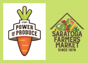 Saratoga Springs Public Library Goes to the Farmers' Market