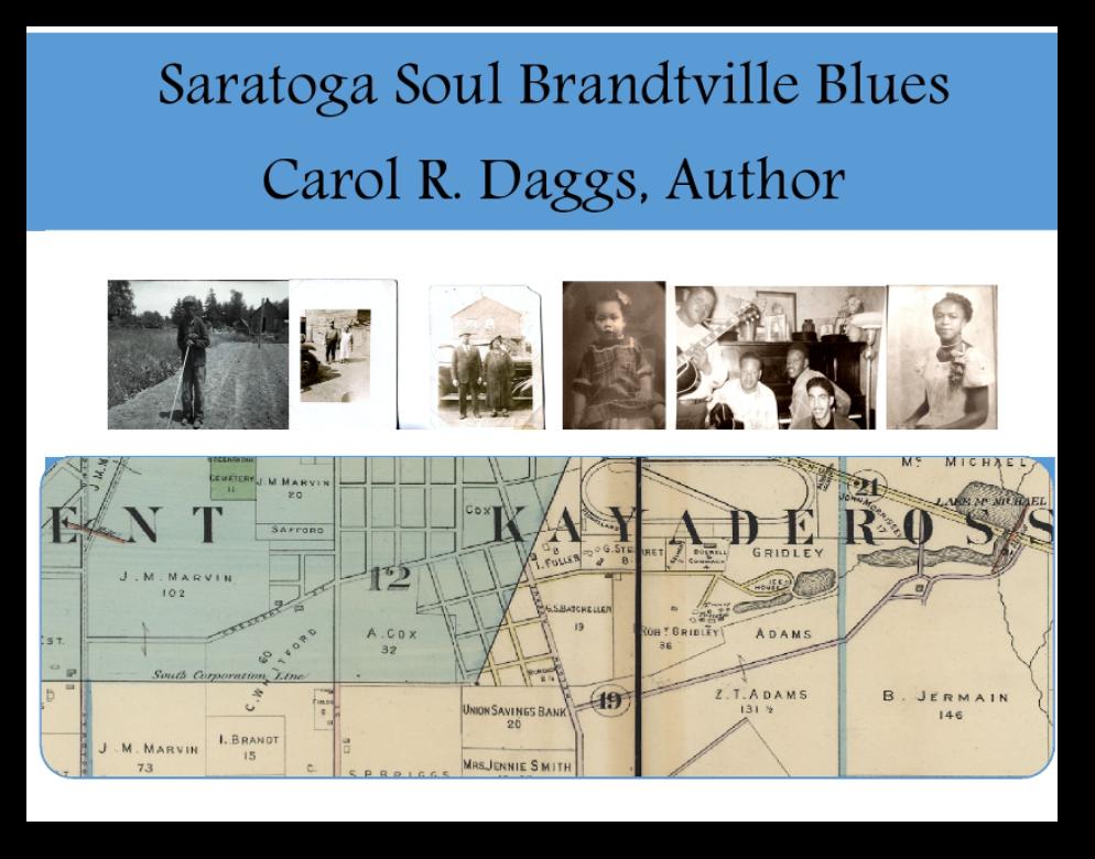Brown Bag Lunch: Saratoga Soul, Brandtville Blues