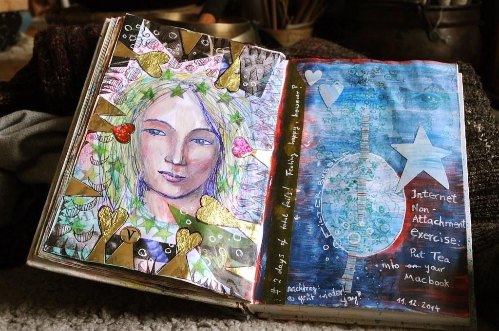 Visual Journaling Creative Meet-Up