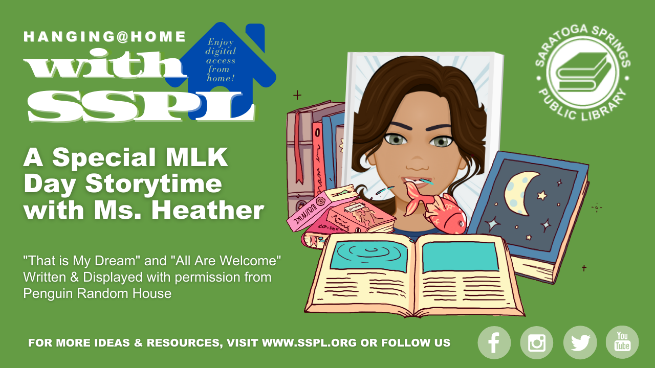 MLK Storytime with Ms. Heather