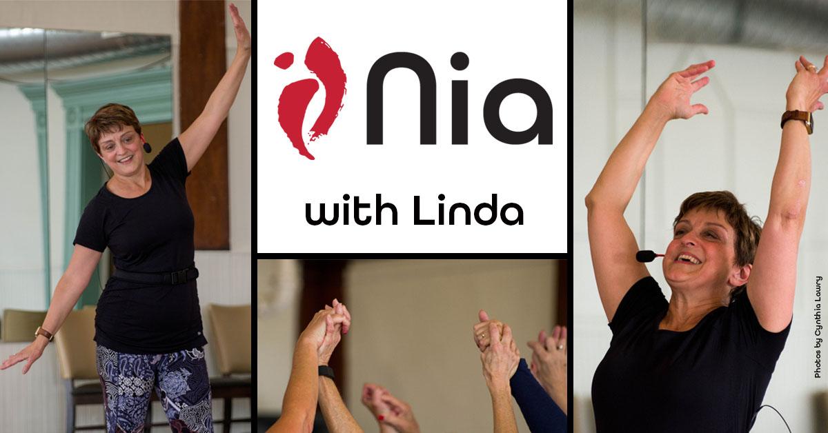 Nia with Linda