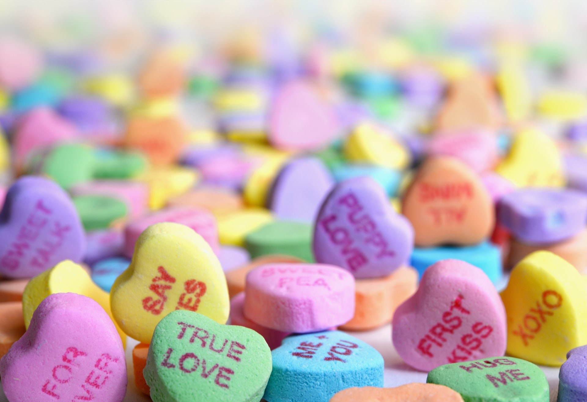 #TDVCandyHearts Kit + Resource Guide
