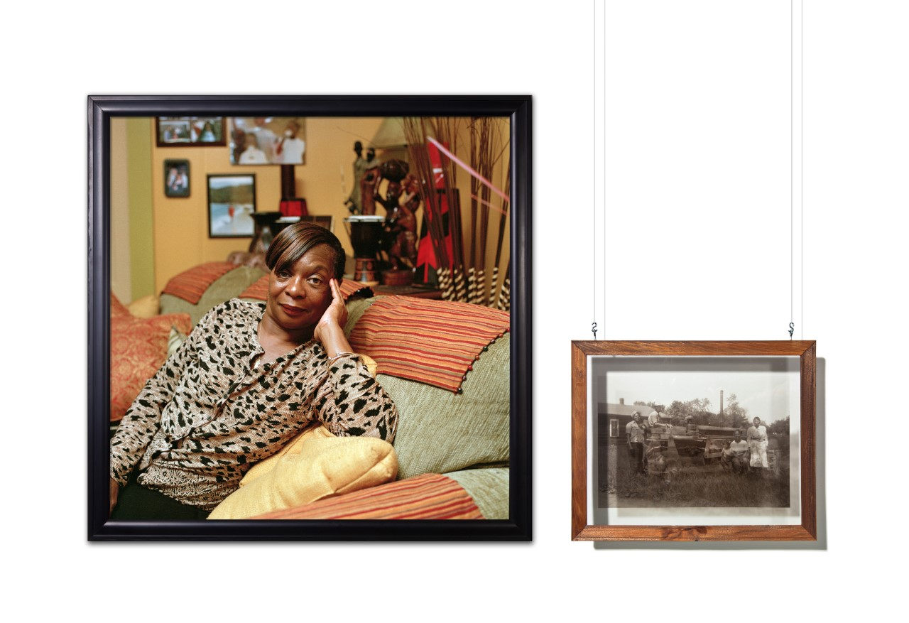 """""""I've Got a Home"""": Saratoga Artist Daesha Devón Harris Discusses Her artwork Inspired by Her Hometown"""